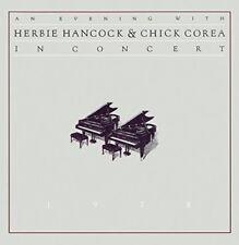 Herbie Hancock & Chick Corea, Chick Corea - Evening with [New CD] Holland - Impo