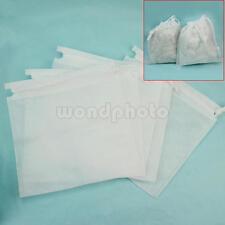 5X Bolsas con Cordón Recambio para Manicura Aspirador Arte Uñas Polvo Colector