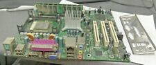 Intel D865GVHZ Socket 478 ATX Desktop Motherboard with 2.4G CPU, 2GB & I/O Plate