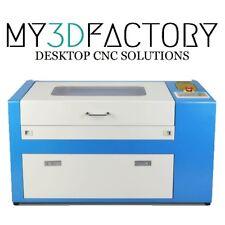 Macchina incisore taglio laser Co2 500x300mm 50W CNC engraving cutter DSP ITA