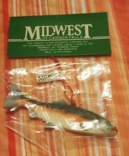 Rainbow Trout Midwest of Cannon Falls Fish Christmas Ornament Decorative