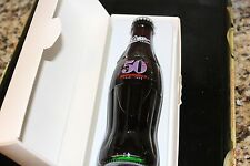 VTG COCA COLA 1942-1992 SUPER VALU COMMEMORATIVE COPERATE 50th 8 OZ BOTTLE COKE
