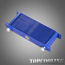 Universal 16 Row AN-10AN Engine Transmission Oil Cooler  Aluminum