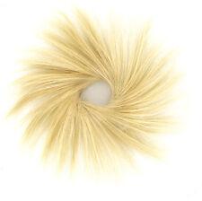 chouchou chignon cheveux blond doré méché blond très clair ref: 21 en 24bt613