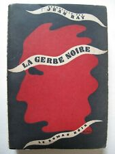 Jean Ray [Ed.] – LA GERBE NOIRE (1947) – Horror Stories