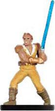 STAR Wars miniature Jedi Academy KOL Skywalker # 28 molto raro