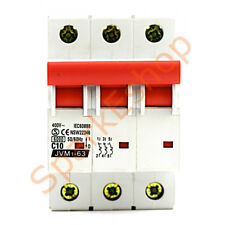 Circuit Breaker 3 Pole 6kA MCB for Switchboard - $5.00 per MCB Aust. Approved