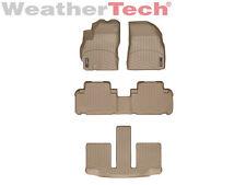 WeatherTech FloorLiner - Mazda Mazda5 - 2012-2015 - Tan