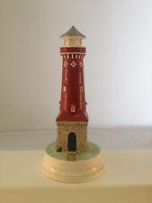 Sebastian Miniature SML-478 Masonic Home Tower Charlton MA HUDSON 3735