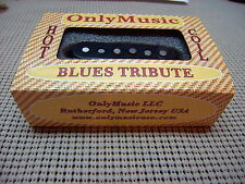 "Compatible with STRATOCASTER OnlyMusic BLUES TRIBUTE ""HOT COIL"" MIDDLE PICKUP"