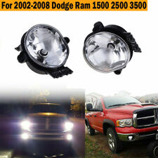 For 2002-2008 Dodge Ram 1500 2500 3500/2004-2006 Dodge Durango LED Fog Lights