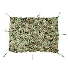 Hunting Camping Army Woodlands Military Camouflage Camo Net Netting Cover 2 x3m