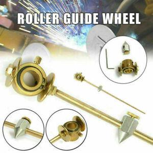 Plasma Cutter Cutting Torch Circular Roller Guide Wheel Welding-Tool Circle L8D7