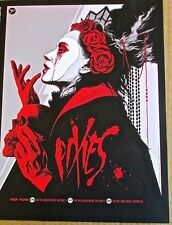 The Pixies Mini Concert Poster Reprint 2015 New York NY Gigs 14x10