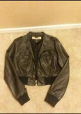Paris blues womens faux leather jacket Sz Xl