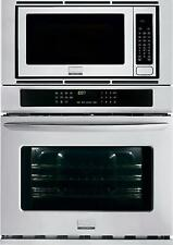 "Frigidaire Fgmc 3065PF Gallery 30"" Stainless Steel Electric Combination Wall O"
