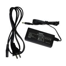 HQRP Adaptador de CA para Sony MHS-CM1M / MHS-CM1V / MHS-CM1VM Webbie cámara HD