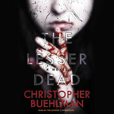 The Lesser Dead by Christopher Buehlman 2014 Unabridged CD 9781483023915