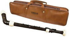 Yamaha YRB-302B Bass Recorder - Key of F