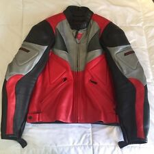 Dainese leather jacket vintage Made In Italy sz. 54 Excellent condition!!!