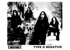 Type O Negative - Promo Press Photo 1990ies - Peter Steele Gothic Death Metal