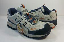 Nautilus ESD Men's Steel Toe Work Shoes Athletic Cream -Size 9XW