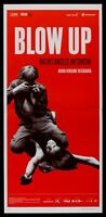 Plakat Blow Up Michelangelo Antonioni Redgrave Hemmings Miles Kino L109