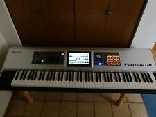ROLAND FANTOM G8  Awesome Workstation, Sampler, & Synthesizer. Many Extras!