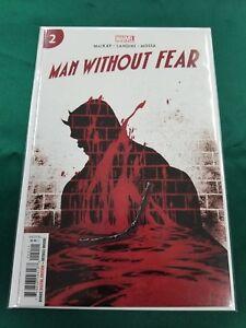 MAN WITHOUT FEAR #2 DAREDEVIL MARVEL COMICS NEAR MINT 1/9/19