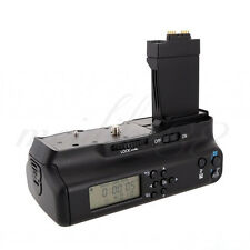 Meike MK550D LCD Multi-Power Battery Grip fr Canon EOS 550D 600D 650D 700D T2i