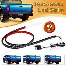 """49"""" Flexible LED Strip Tailgate Bar Brake Turn Signal Light 72LED DRL Running"""