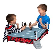 New WWE Official Scale RAW Wrestling Ring
