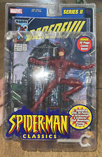 Marvel Legends DAREDEVIL from Spider-Man Classics Series 2 2001 New In Box