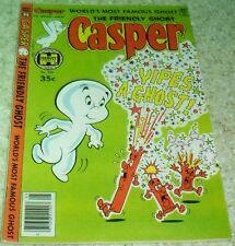 Friendly Ghost Casper 205, (VF 8.0) 1979 Wendy & Spooky stories! 50% off Guide!
