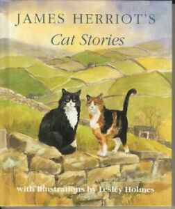 James Herriot's Cat Stories by James Herriot Book The Cheap Fast Free Post
