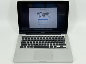 MacBook Pro 13 Early 2011 2.3 GHz Intel Core i5 4GB 320GB HDD Good Condition