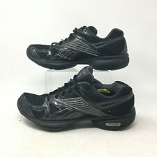 Reebok Simplytone Sneaker Running Shoes Lace Up Smooth Fit Mesh Black Womens 10