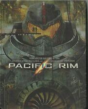 Pacific Rim (Steelbook Edition) [Blu-ray] Bilingual New!