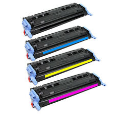 Toner Cartridge FOR HP 2600N 2600 2605 1600 HP Q6000A Q6001A Q6002A Q6003A 124A