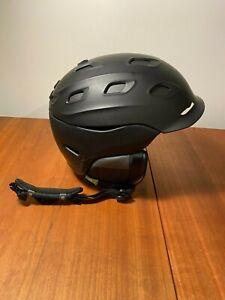 Smith Vantage Snow Helmet (Matte Black/Large)
