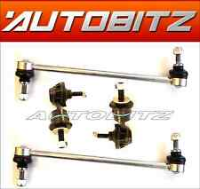 FITS FORD FOCUS MKII 2004-2011 FRONT & REAR ANTI ROLL STABILISER DROP LINK BARS
