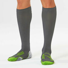 2XU Womens Recovery Compression Socks G2 Grey Sports Breathable Lightweight