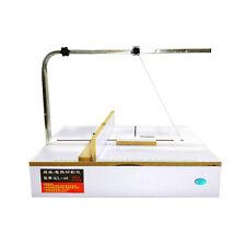 Electric Heating Hot Wire Foam Cutting Machine PE Foam Styrofoam KT Board Cutter