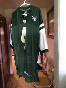 Used Brett Fabre New York Jets Football Jersey XL