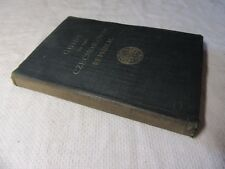 1928 Guide to the Czechoslovak Republic - Dr J Kral HB With 20 Maps & Plans