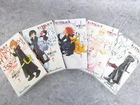 KINGDOM HEARTS 358/2 Days Comic Set 1-5 SHIRO AMANO Book SE*