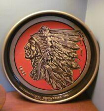 New listing Vintage Iroquois Beer Tray International Brewing Company Buffalo Ny