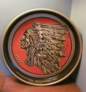 Vintage Iroquois Beer Tray International Brewing Company Buffalo NY
