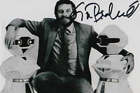 Nolan Bushnell Signed 4x6 Inch Photo Creator of Atari Chuck E. Cheese Pong