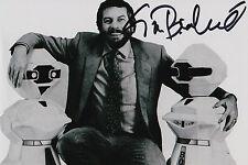 Nolan Bushnell Signed 4x6 Inch Photo Creator of Atari Chuck E. Cheese Pong